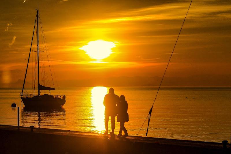Il sole in banchina di Bibanto
