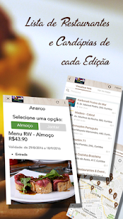 Restaurant Week Brasil- screenshot thumbnail