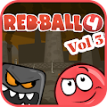 Red Ball Adventure 4: Big Ball Volume 3 APK