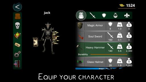 The Dark Book: RPG Offline