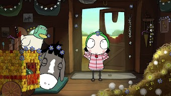 Sarah and Duck - Decorating Donkey