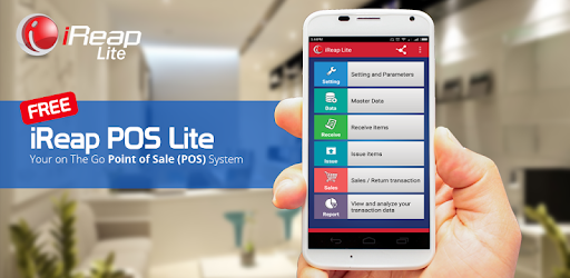 CASHIER POS (Point of Sale) IREAP Lite - Apps on Google Play