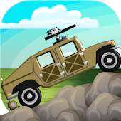 Tank Race 2D - Racing OffRoad