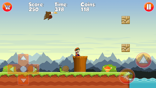 Nob's World - Jungle Adventure apkdebit screenshots 5