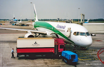 Photo: 2001-06-24. Amsterdam Airport.  www.loki-travels.eu