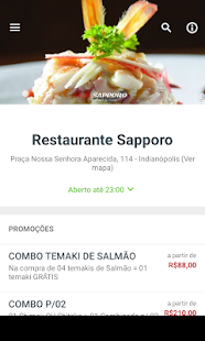 Restaurante Sapporo Delivery- screenshot thumbnail