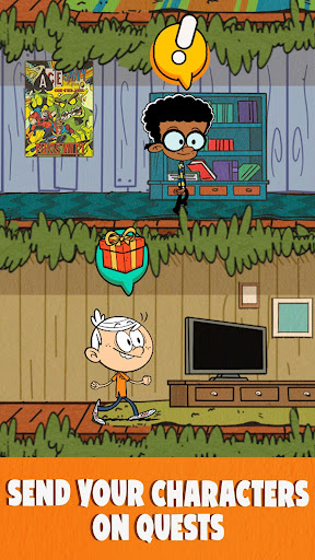 Loud House: Ultimate Treehouse 1.4 Cheat screenshots 5
