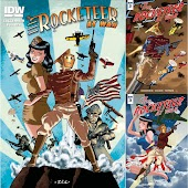 The Rocketeer At War!
