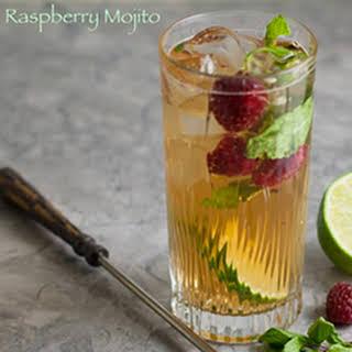 Raspberry Mojito.