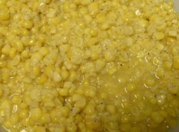Grandma's Country Fried Corn Recipe