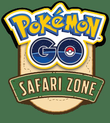 Pokémon GO Safari Zone Logo