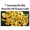 ormus gold benefits icon