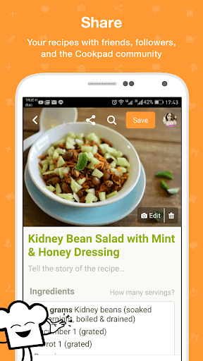 Cookpad - Recipe Sharing App 2.98.1.0-android screenshots 7