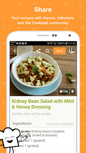 Cookpad apps on google play screenshot image forumfinder Image collections