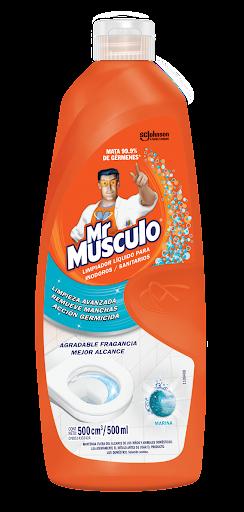 Limpiador Mr Musculo Marina 5En1 500Ml