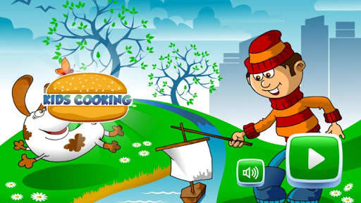 Download Kids Kitchen Cooking Game for PC