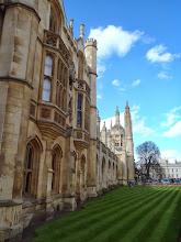 Photo: Cambridge!