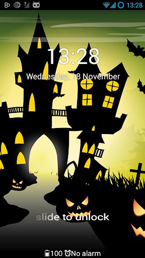 無料个人化AppのGO Locker Theme Scare House|記事Game