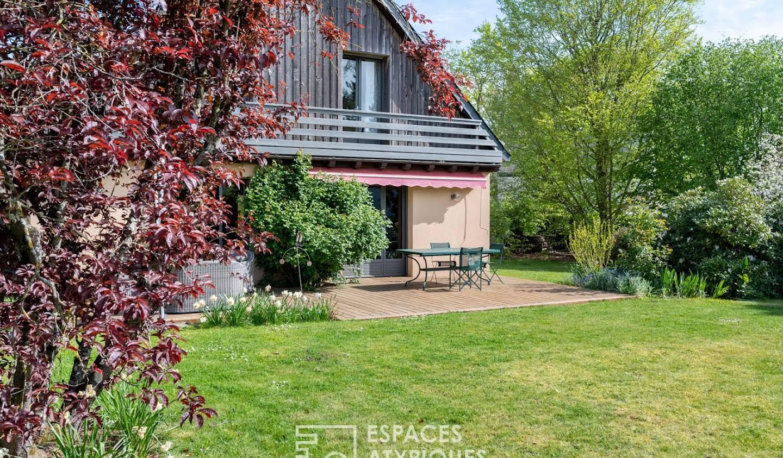 Maison avec terrasse Pace