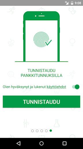 OmaMehiläinen screenshot 2