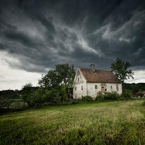 Zlatar_2 by Zarko Piljak - Landscapes Cloud Formations ( countryside, clouds, hrvatsko zagorje, landscape, country )