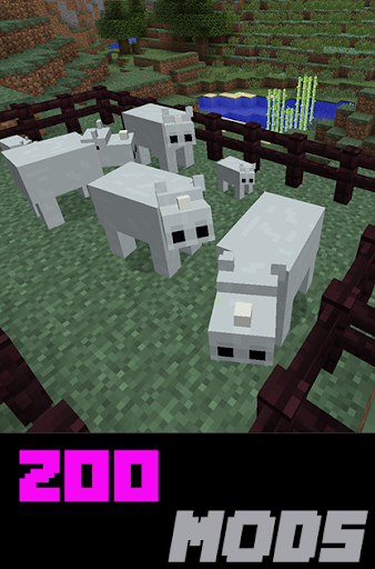 Zoo Mods For Minecraft