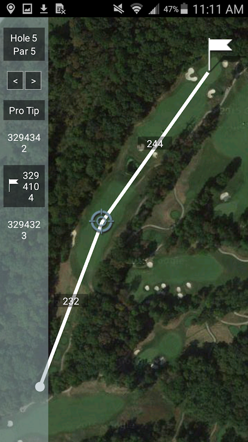 Fieldstone Golf Club- screenshot