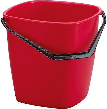 Hink Durable 9,5L röd