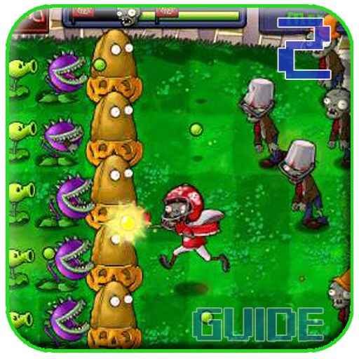Guide Plants VS Zombies 2