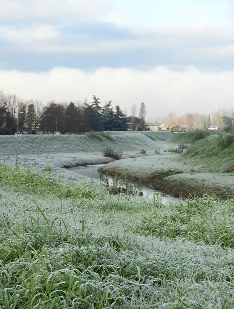 La brina sul fiume di maribelli