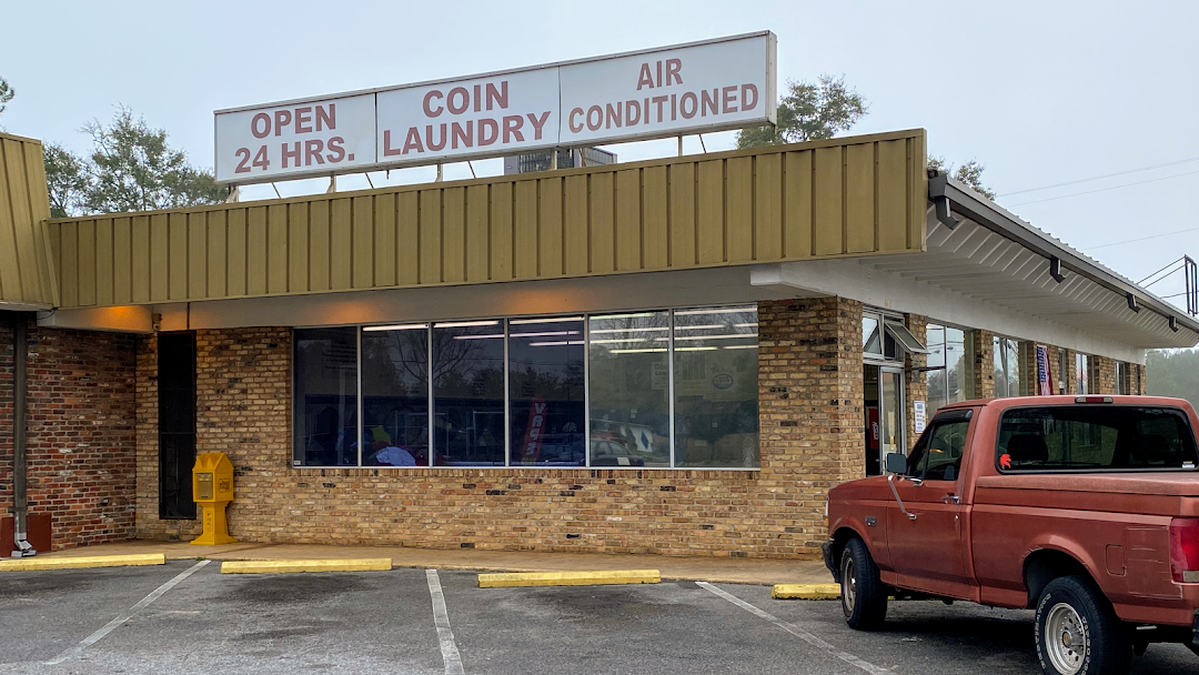 coin laundry milton ga