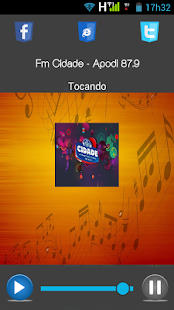 FM Cidade - Apodi 87,9 Mhz - náhled