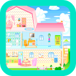 Doll House Decorating game 3.1.3 Apk