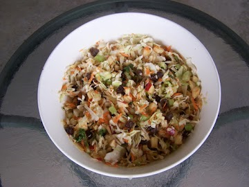 Maggie's Everything Slaw Recipe