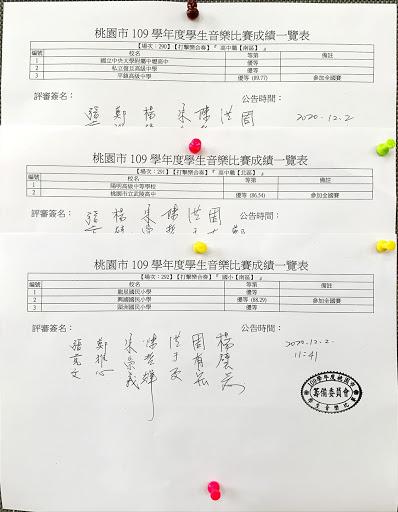 1091202-管樂團-打擊樂音樂