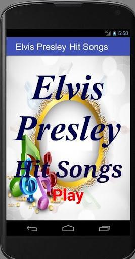 Elvis Presley Hit Songs