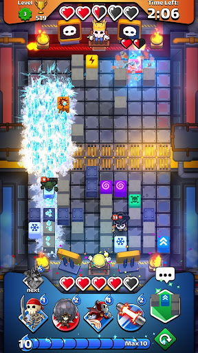 Magic Brick Wars - Epic card battle  screenshots 7