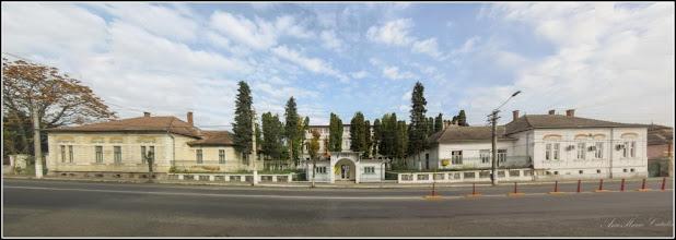Photo: Turda - Str. Andrei Mureşanu - Spitalul Municipal - 2018.11.03