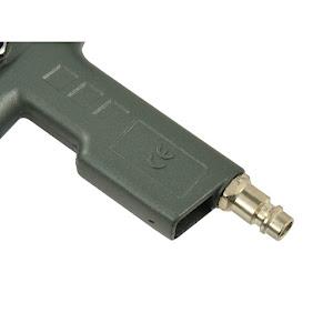 Pistol de umflat cu manometru Geko G01101, 0-16 bar, 37 cm furtun