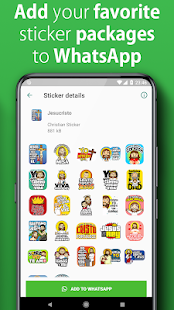 Christian Stickers Free Screenshot