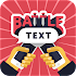 BattleText - Chat Game with your Friends!