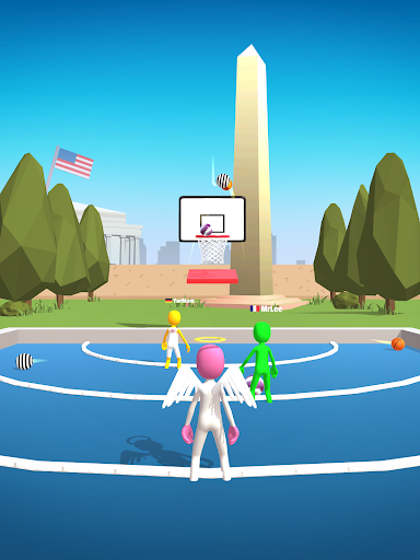 Five Hoops - Basketball Game 17 screenshots 11