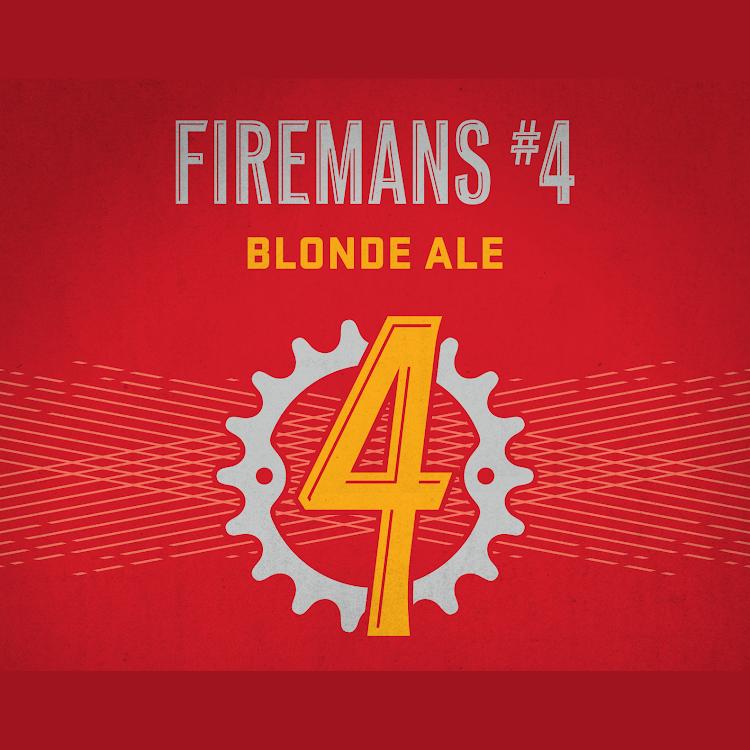 Logo of Firemans #4 Blonde Ale