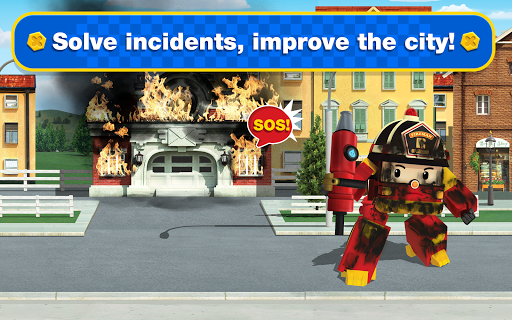 Robocar Poli: City Games 1.0 screenshots 11