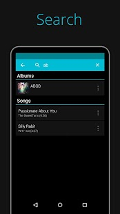 Rocket Music Player- screenshot thumbnail