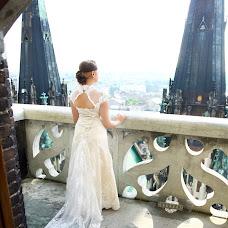 Wedding photographer Kristina Bilusyak (Kristin). Photo of 16.10.2015