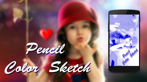 鉛筆スケッチの色|玩娛樂App免費|玩APPs