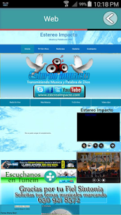 Estereo Impacto- screenshot thumbnail