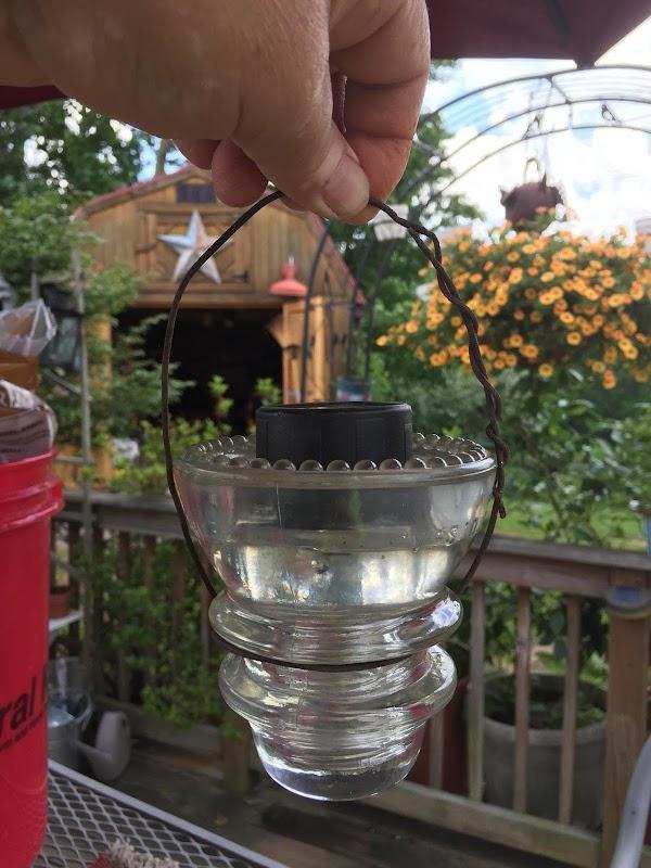 Solar Insulator Lights Recipe