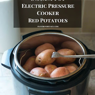 Instant Pot Red Potatoes.
